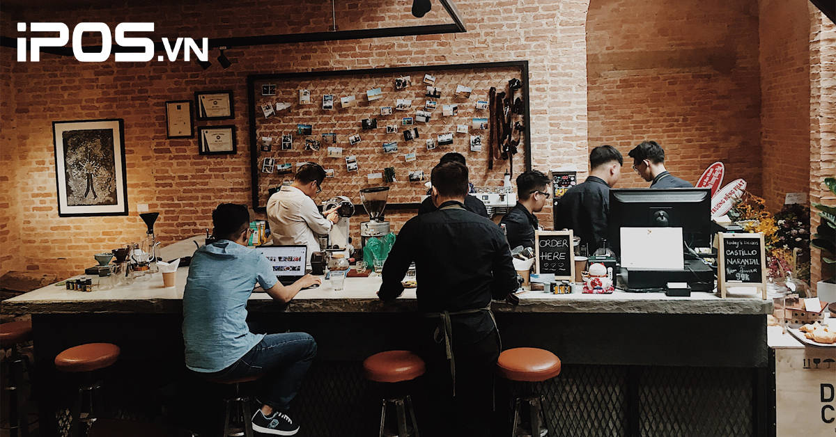 marketing quán cafe
