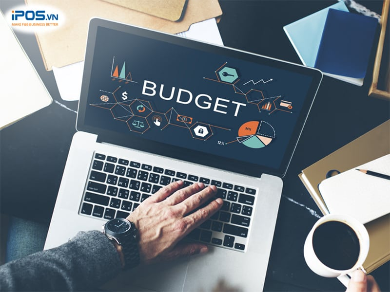 thiết lập ngân sách cho kế hoạch marketing quán cafe