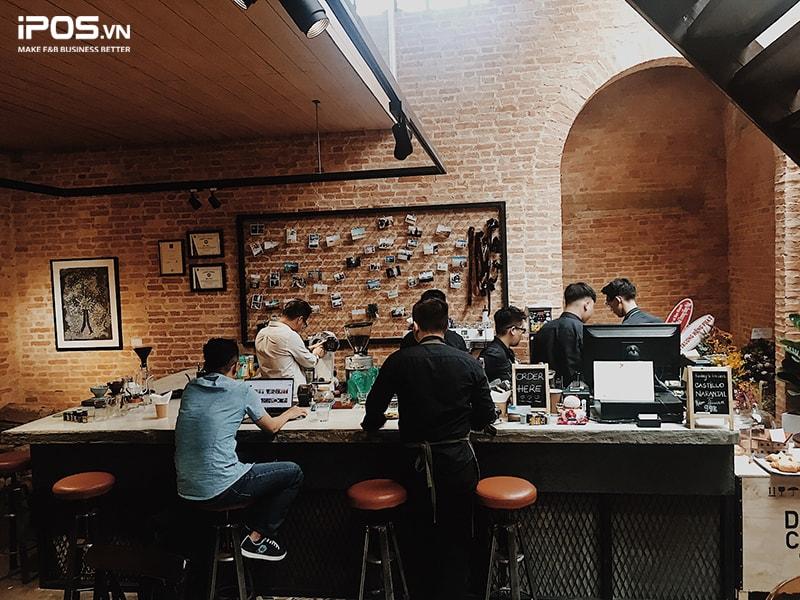 xác định thị trường mục tiêu để marketing quán cafe