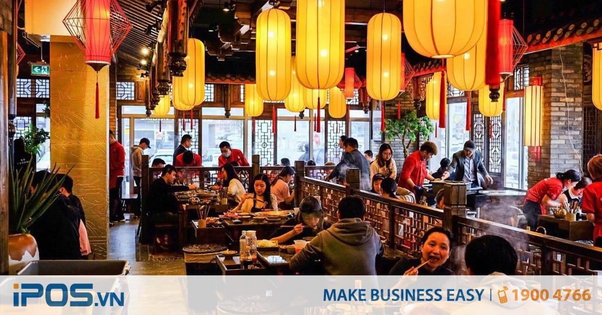 Kinh nghiệm mở nhà hàng ăn uống cho người mới bắt đầu 2019 1