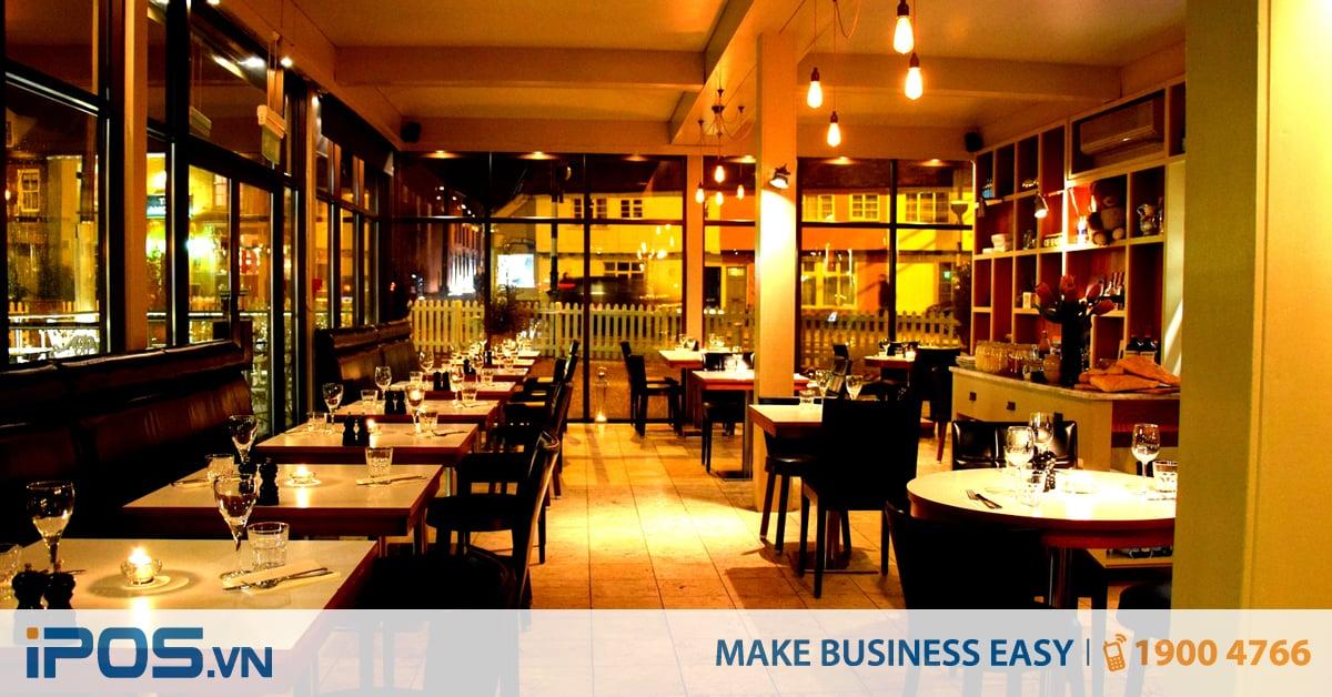 Kinh nghiệm mở nhà hàng giúp giảm thiểu 50% nguy cơ thất bại 1