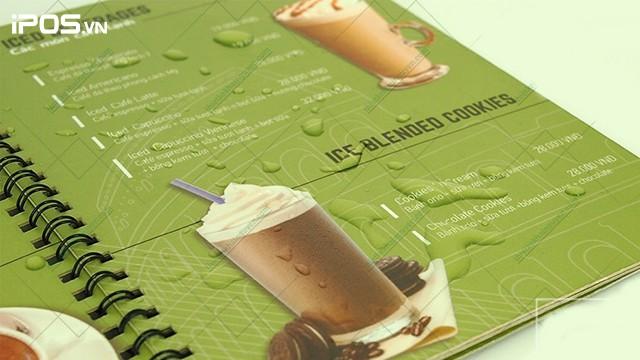 7 mẫu thiết kế menu quán trà sữa độc đáo 3