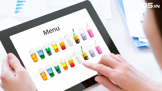 7 mẫu thiết kế menu quán trà sữa độc đáo 9