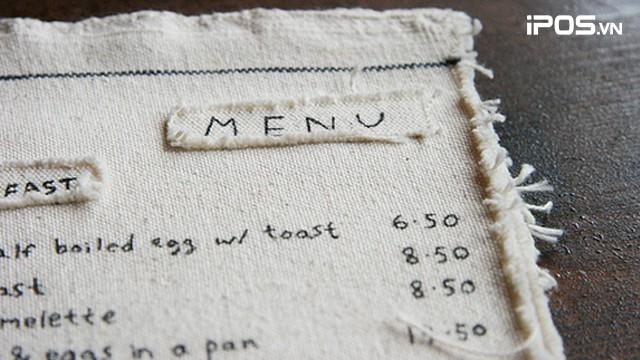 7 mẫu thiết kế menu quán trà sữa độc đáo 11