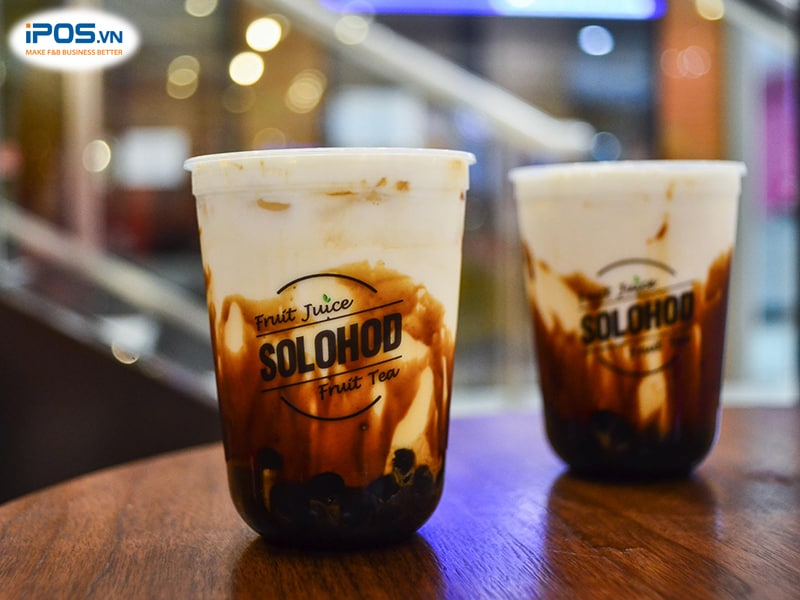 chiến lược giá marketing quán trà sữa