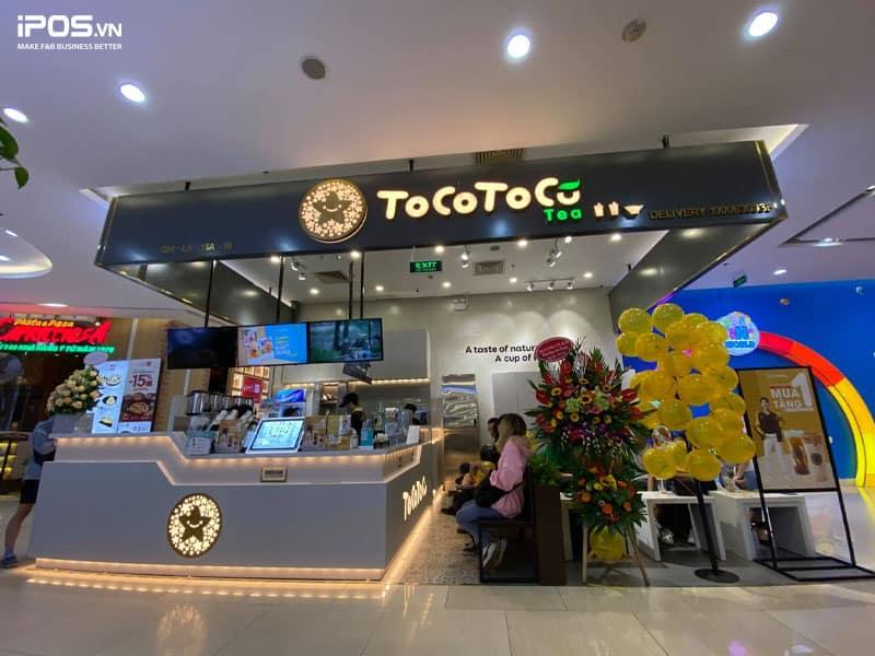 Toco Toco đang là thương hiệu trà sữa nhượng quyền phổ biến hiện nay