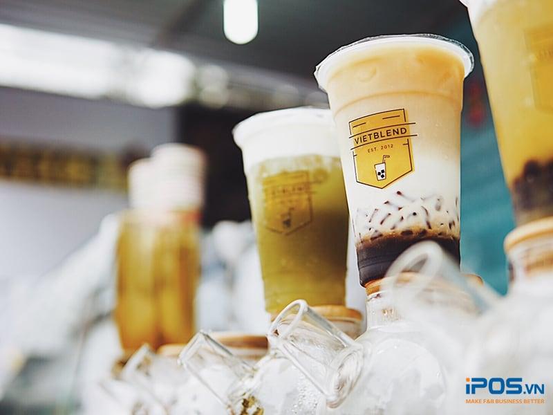 nghiên cứu thị trường marketing quán trà sữa