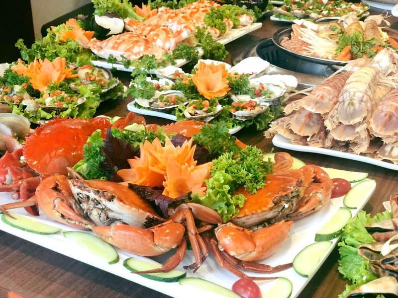 Kinh doanh nhà hàng hải sản