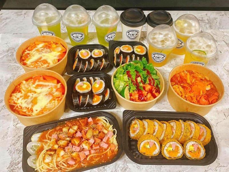 Kinh doanh nhà hàng đồ ăn Hàn Quốc