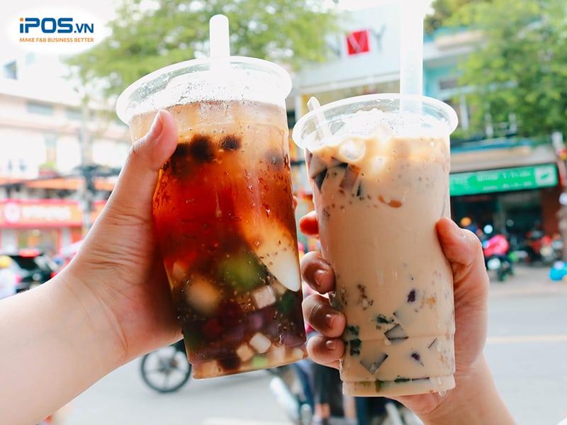 khác biệt hóa sản phẩm để marketing quán trà sữa