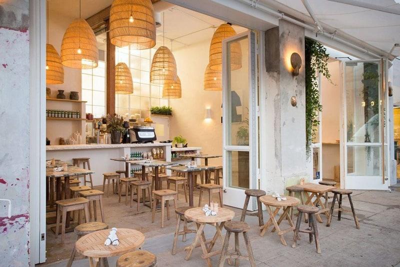 Ý tưởng thiết kế quán trà sữa nhỏ- bình dân