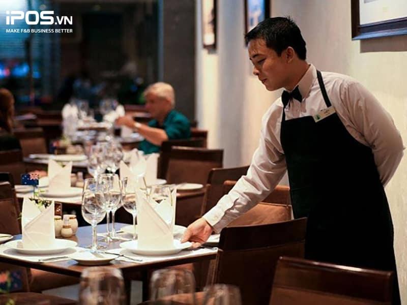 tuyển dụng nhân sự mở nhà hàng
