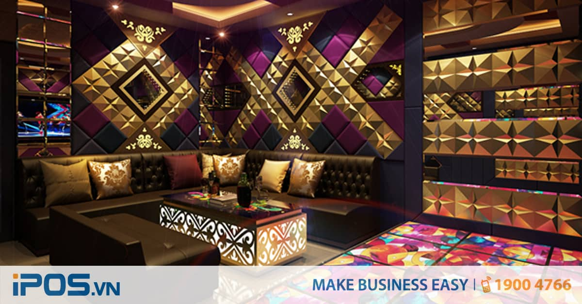 25+ mẫu thiết kế quán Karaoke đẹp 1
