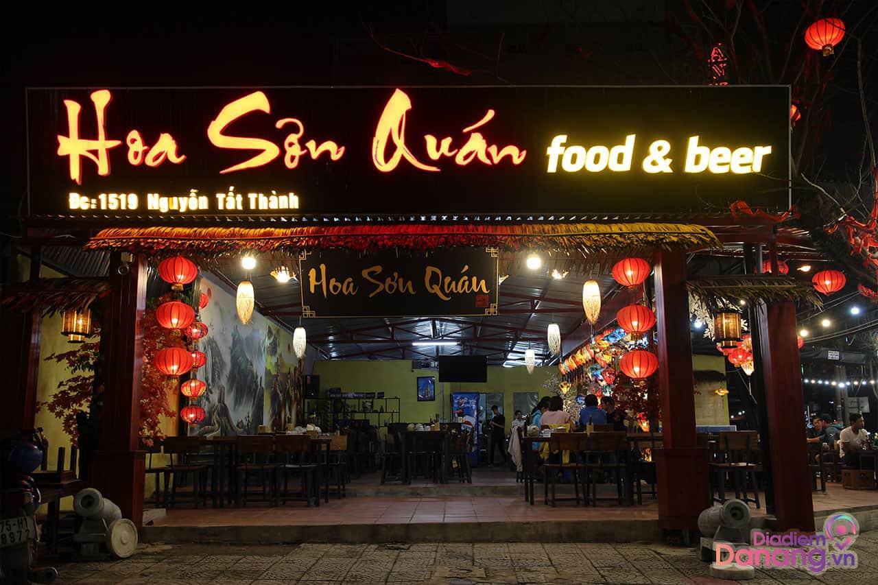 đặt tên nhà hàng theo phong thủy âm dương