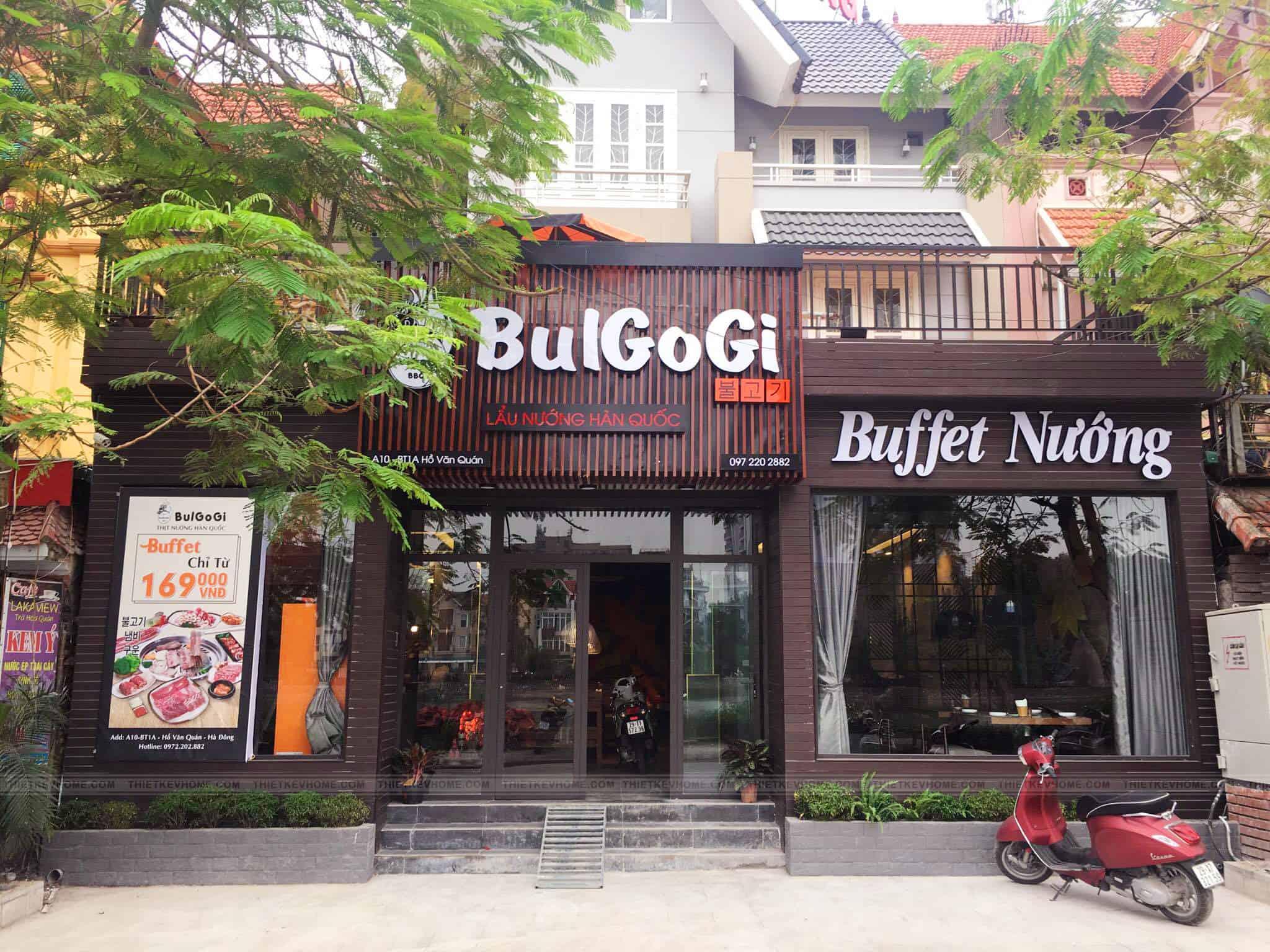 đặt tên nhà hàng bằng tiếng nước ngoài
