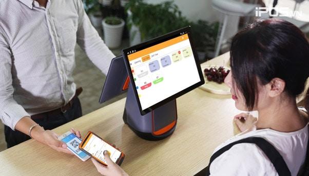 Phần mềm quản lý nhà hàng nước ngoài Square Restaurant POS