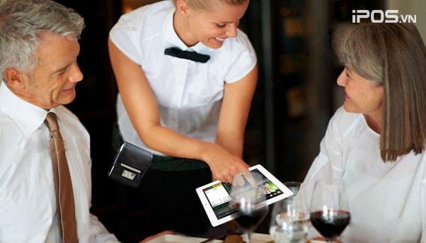 Giá bán phần mềm quản lý nhà hàng