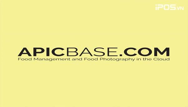 Phần mềm quản lý nhà hàng APIC BASE