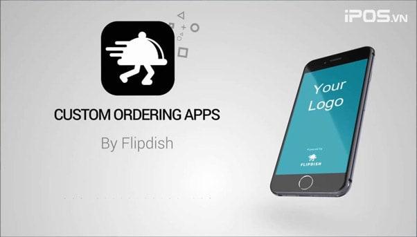 Phần mềm quản lý nhà hàng Flipdish