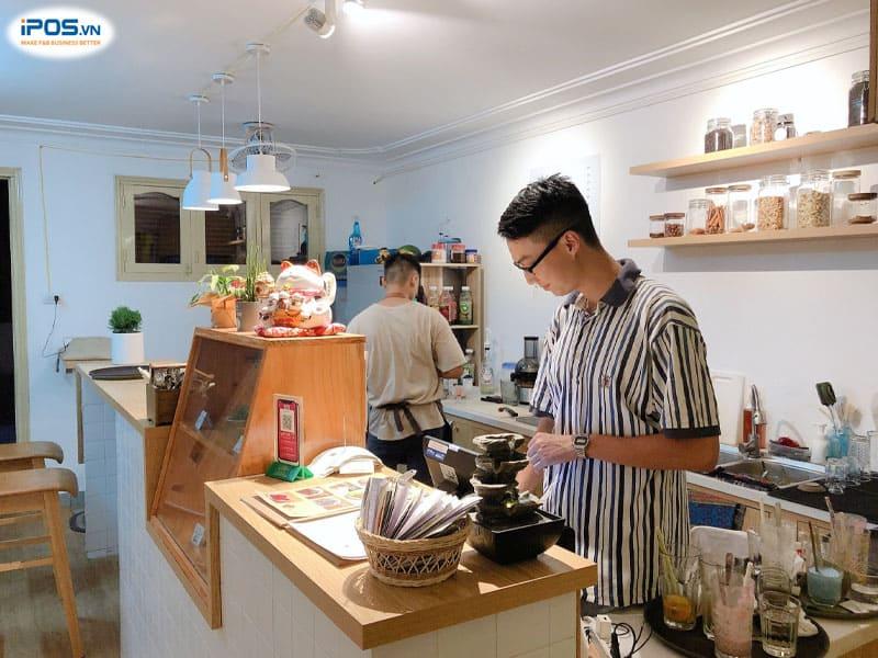Phần mềm bán hàng chuyên biệt cho mô hình kinh doanh trà chanh iPOS
