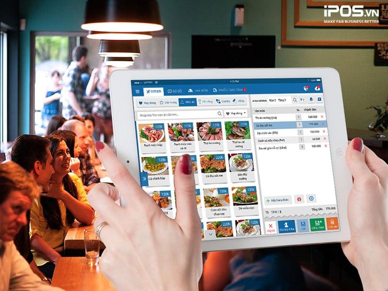 phần mềm quản lý nhà hàng cukcuk