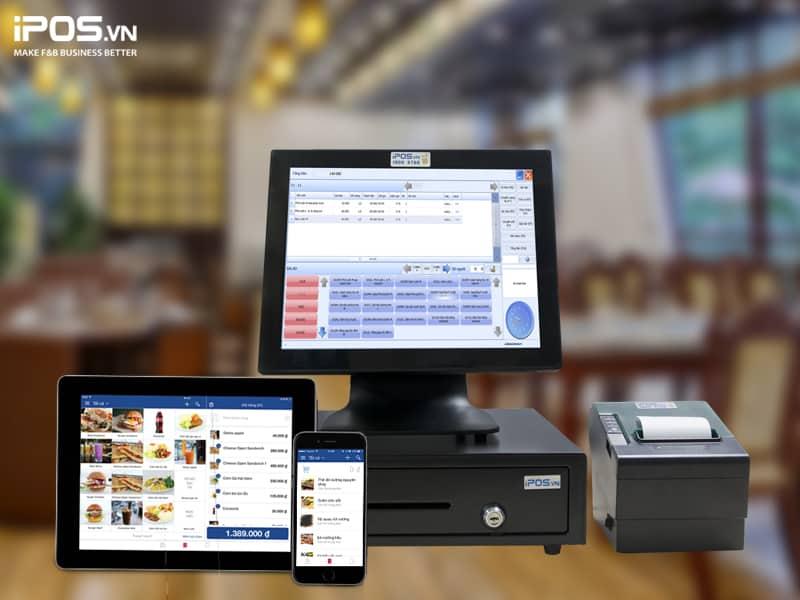 iPOS - Phần mềm quản lý được nhiều người tin dùng và lựa chọn