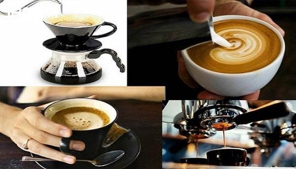Pha cà phê pha cà phê