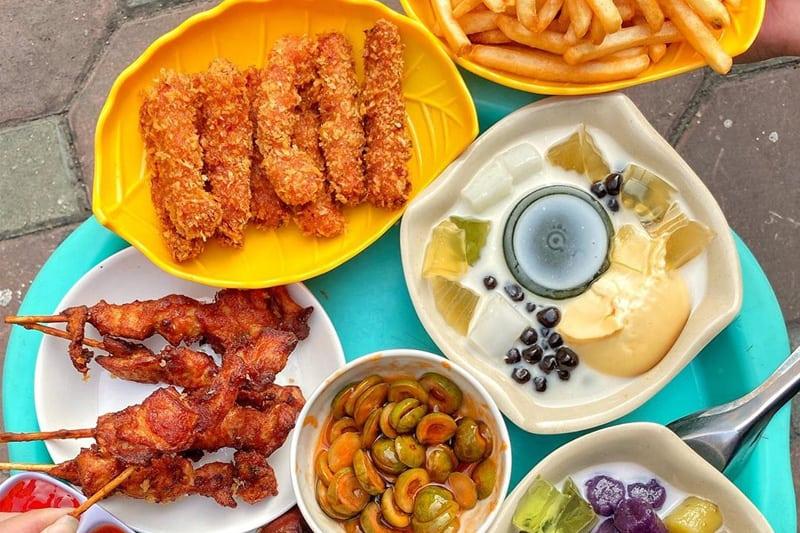 Những món ăn ngon và độc đáo sẽ thu hút khách hàng