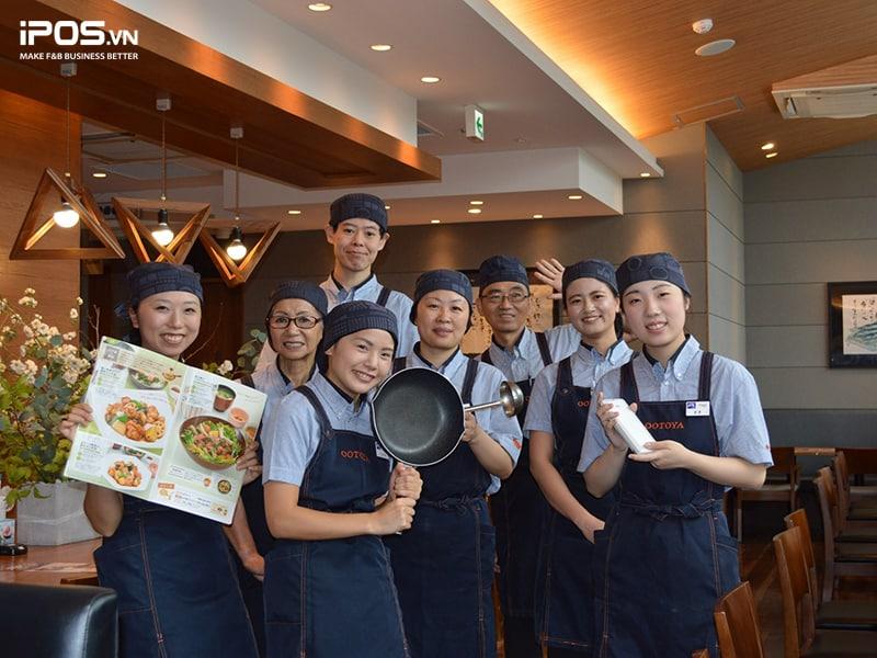 kế hoạch quản lý nhân viên nhà hàng