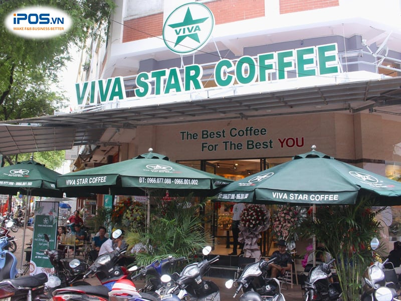 Nhượng quyền cafe
