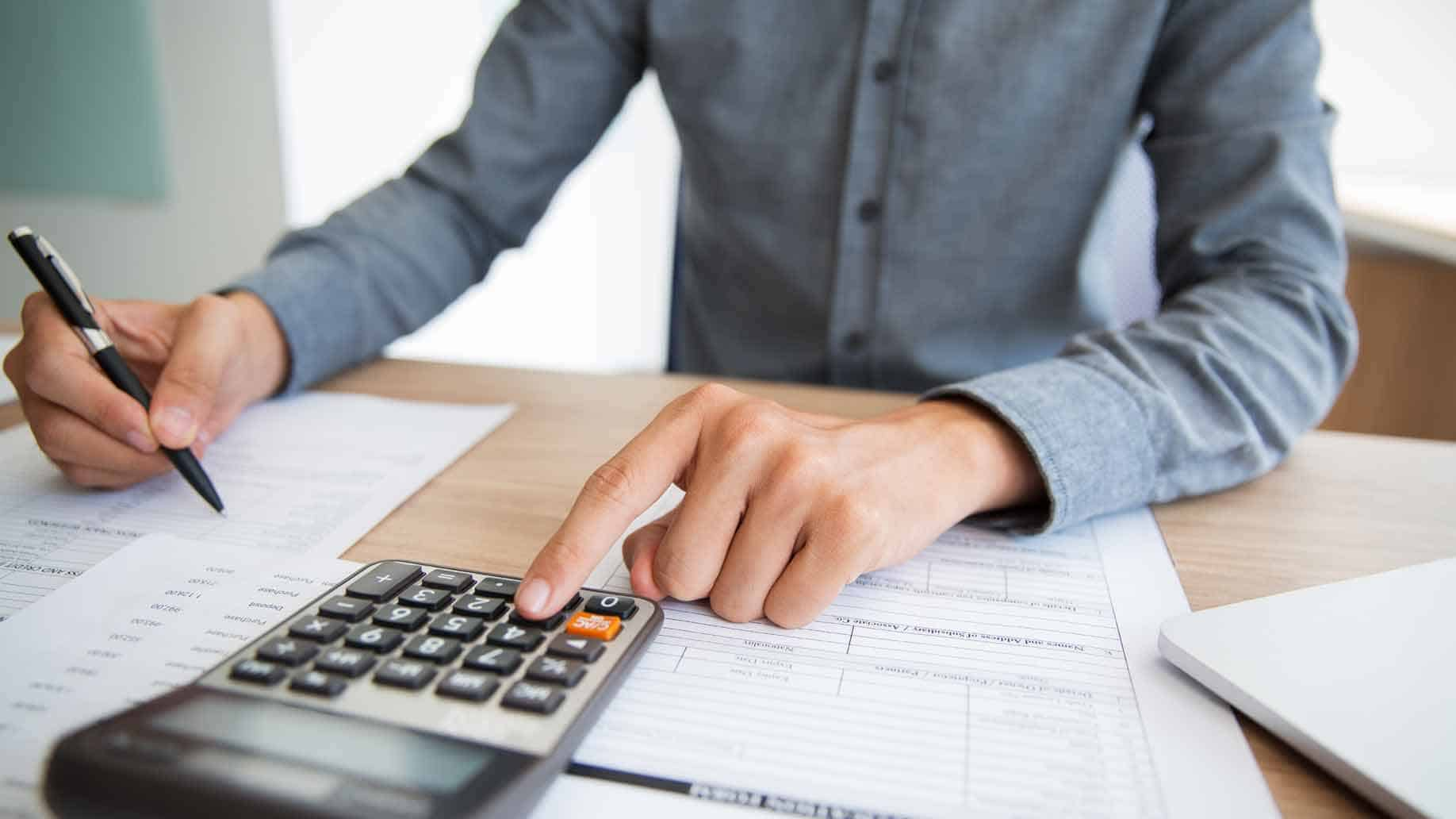 lập bảng dự trù tài chính