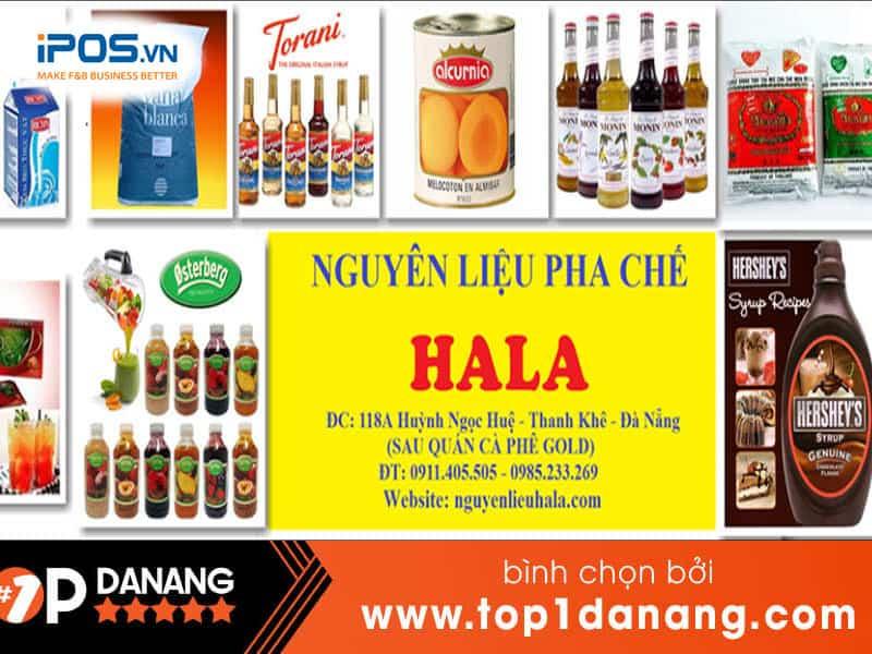 Công ty TNHH Sản Xuất Và Thương Mại Hala Food