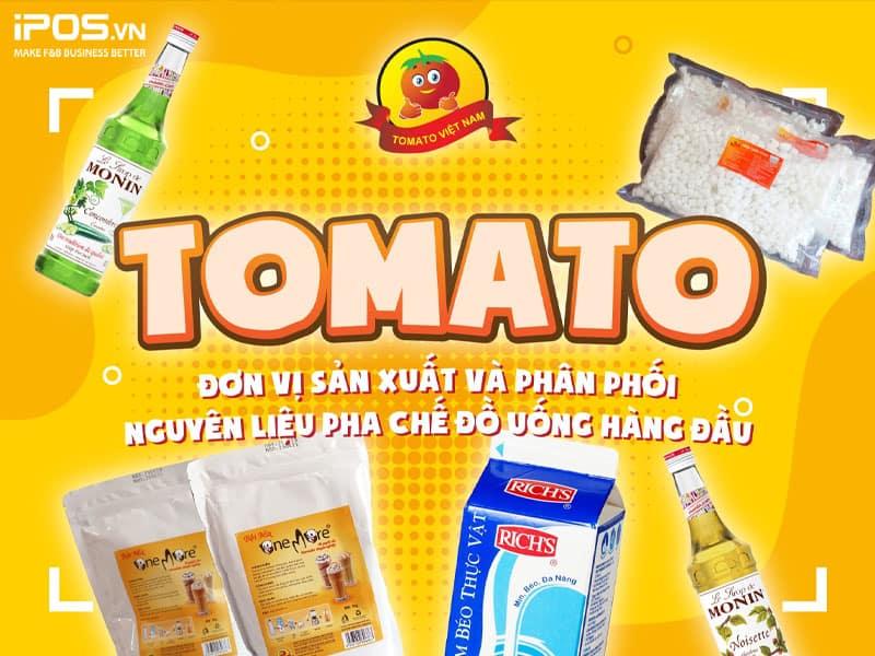 Công ty cổ phần sản xuất và thương mại TOMATO Việt Nam