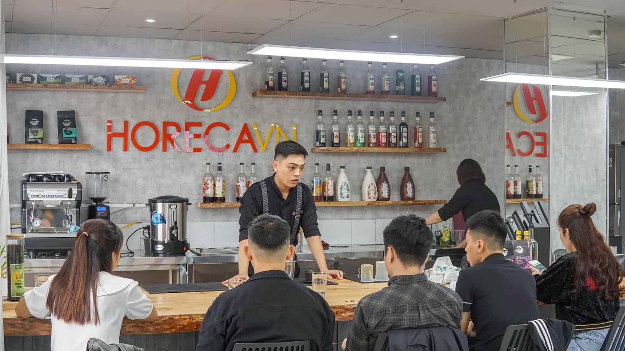 Trung tâm đào tạo pha chế Horecavn