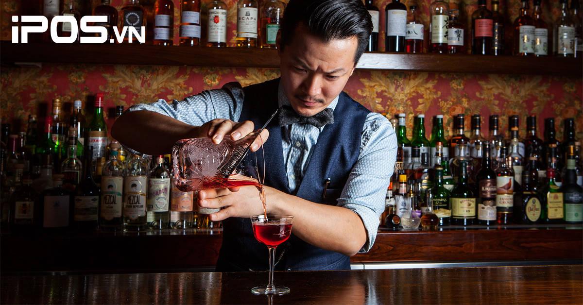 học bartender