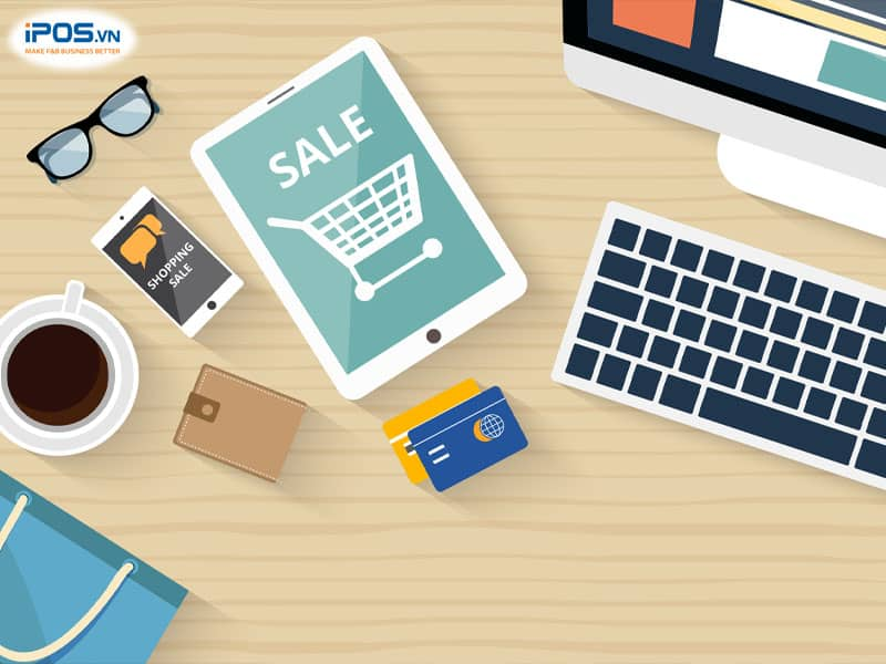 Xác định kênh bán hàng online phù hợp