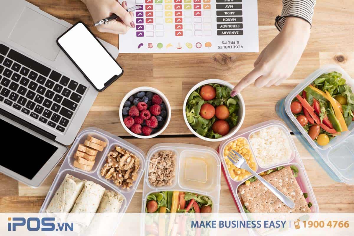 Kinh doanh đồ ăn online