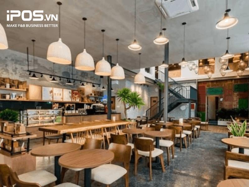 Vốn mở quán cafe bao gồm cả chi phí thiết kế và trang trí quán