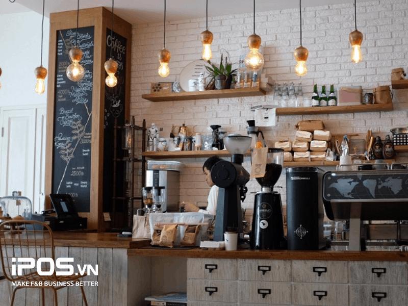 Chi phí nhân sự của một quán cafe dao động khoảng 30 - 50 triệu đồng/tháng tùy quy mô cửa hàng