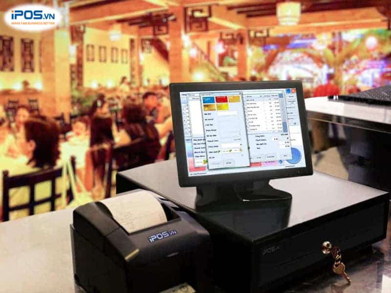 phần mềm tính tiền nhà hàng