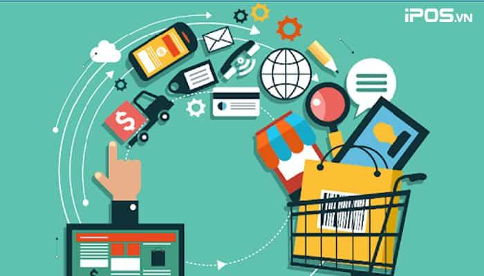 Kênh bán hàng kinh doanh đồ ăn online