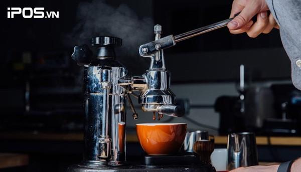cách pha cafe