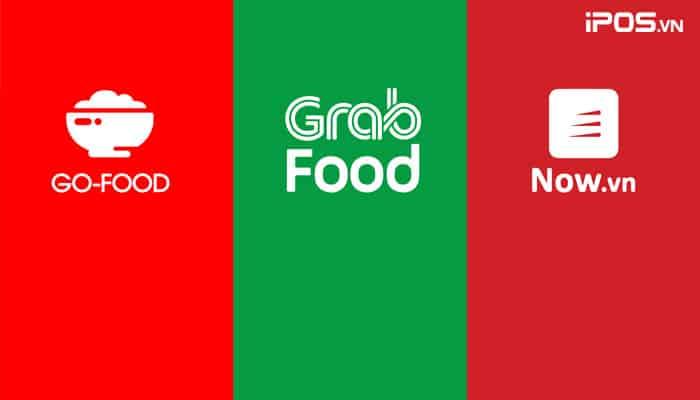 Kinh doanh đồ ăn online qua apps