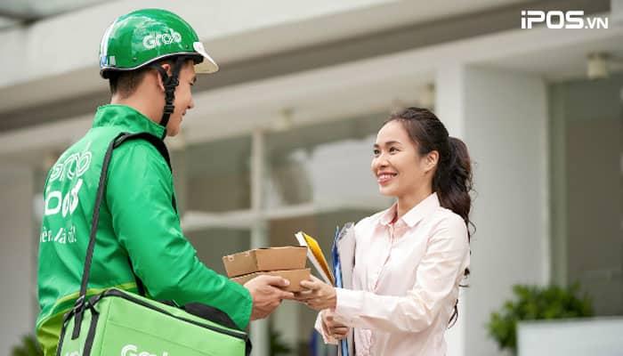Đối tác vận chuyển đồ ăn online