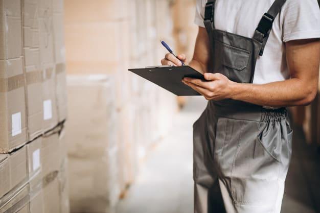 Các công việc để quản lý kho nhà hàng