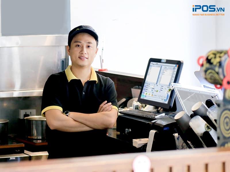 phần mềm quản lý quán cafe phù hợp