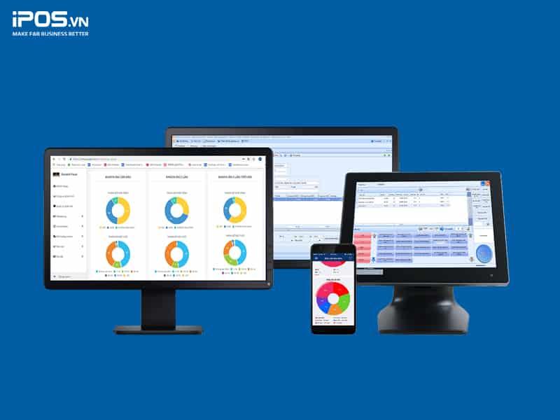 hệ thống báo cáo trên phần mềm quản lý quán cafe