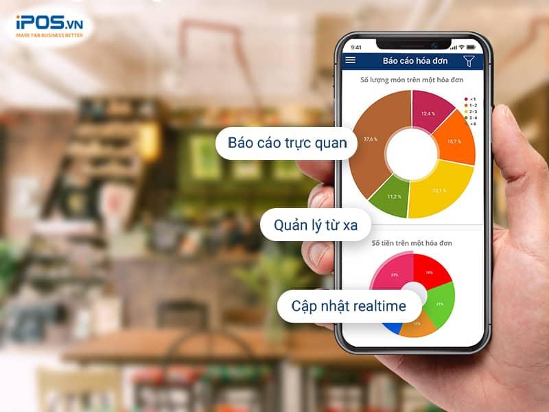 phần mềm quản lý bán hàng từ xa trên điện thoại