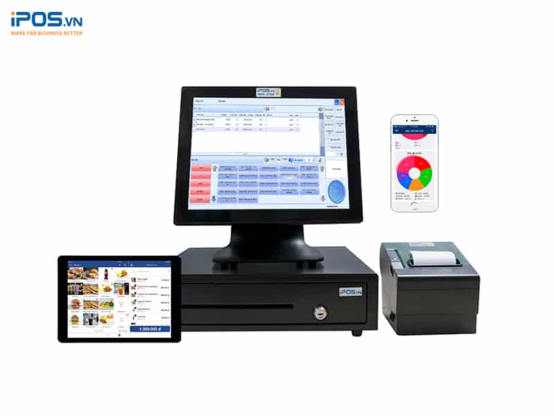 phần mềm quản lý bán hàng cho nhà hàng quán cafe