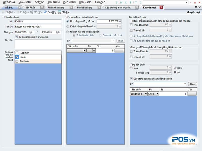 phần mềm quản lý bán hàng miễn phí vshopplus
